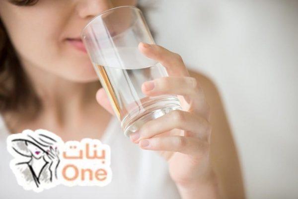 كيفية تخفيف العطش في رمضان