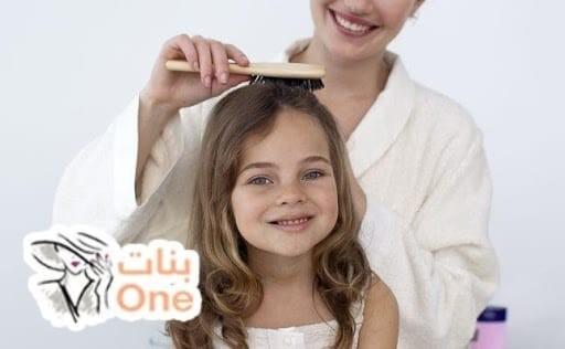 كيف أحافظ على شعر بنتي ناعم