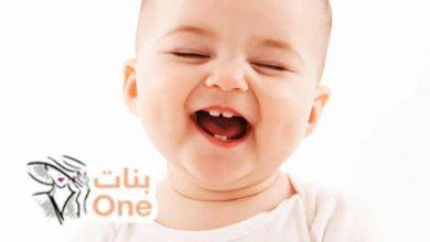 بداية ظهور أسنان الطفل وأعراض التسنين