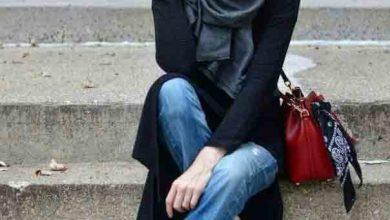 أجمل ملابس محجبات كاجوال بناطيل جينز