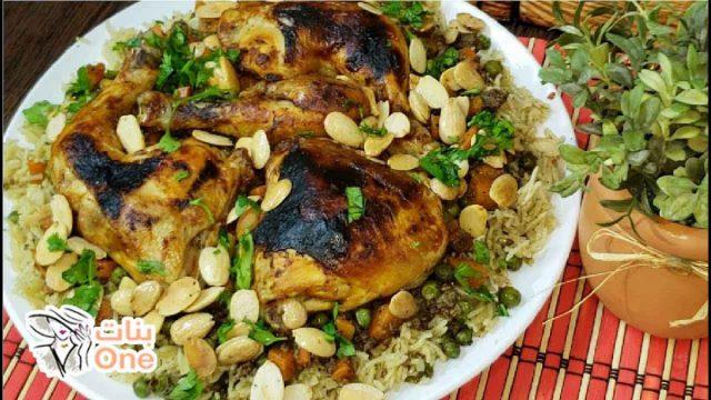 طريقة طبخ الأوزي الشامي بالخطوات