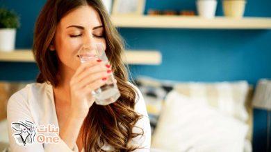 فوائد شرب الماء للدورة الشهرية