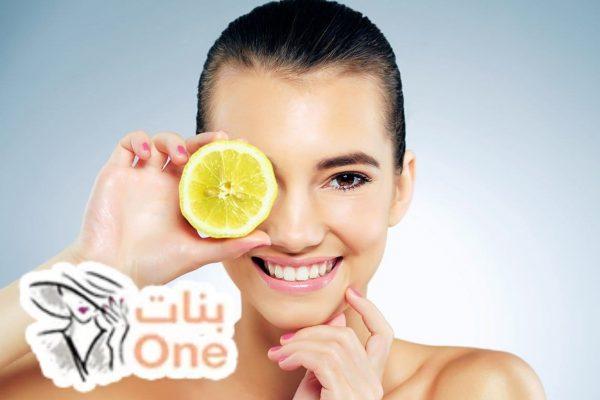 فوائد الليمون للبشرة وأضراره