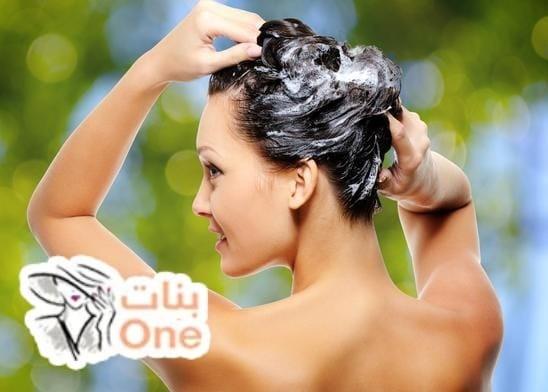 طريقة وضع المايونيز على الشعر