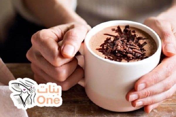 طريقة عمل مشروب الكاكاو الساخن اللذيذ