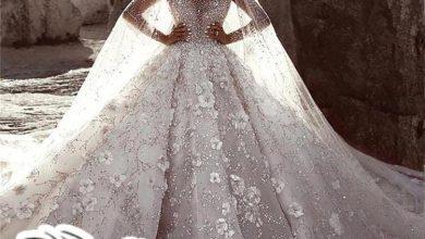 أحدث موديلات فساتين زفاف مصرية 2021 بالصور
