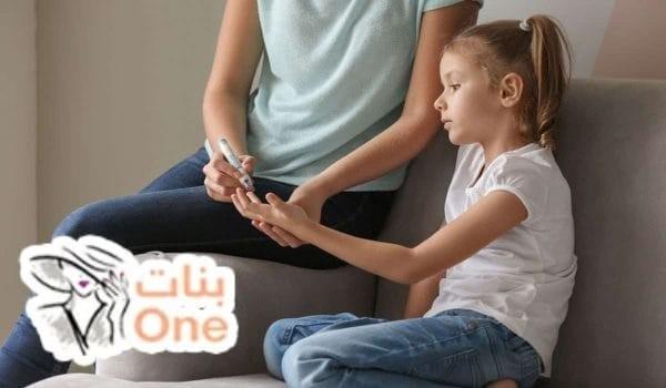 أعراض انخفاض السكر عند الأطفال وعلاجه