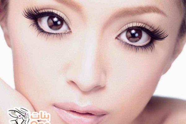 أنواع مكياج العيون