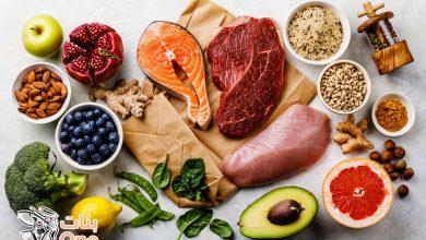 أهم العناصر الغذائية التي يحتاجها الجسم