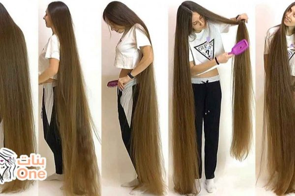 أسهل طريقة لتطويل الشعر وتنعيمه