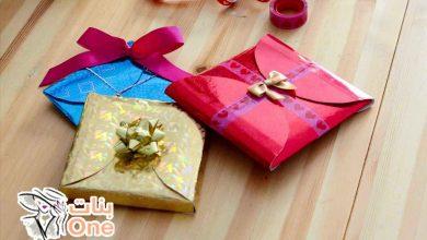 كيفية صنع هدية بسيطة