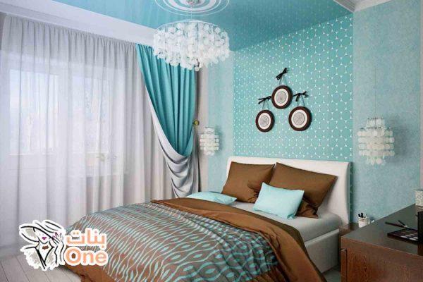 أفكار الوان غرف نوم 2021
