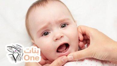 متى يظهر أول سن للطفل