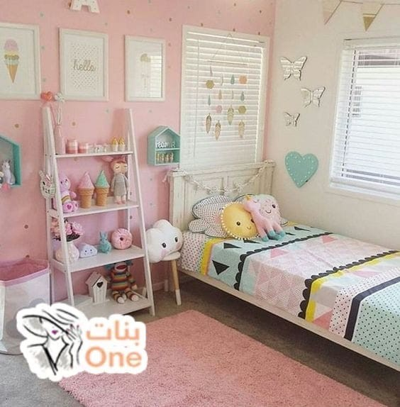طرق تصميم غرف نوم اطفال مودرن 2021