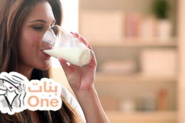 فوائد الحليب مع الموز لزيادة الوزن