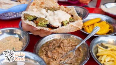 طريقة تحضير أكلات شعبية مصرية