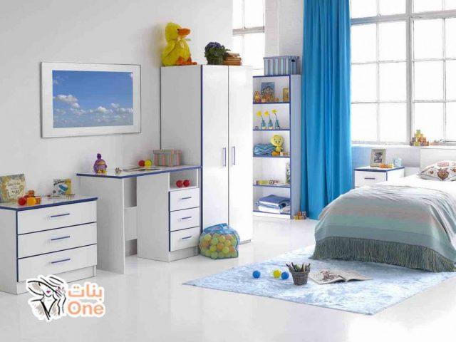 أجمل أثاث غرف نوم اطفال وكيفية اختياره