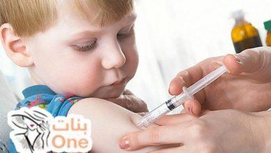 ما هي تطعيمات الاطفال الأساسية