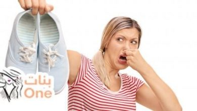 وصفة للتخلص من رائحة الحذاء الكريهة
