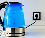 كيفية تنظيف غلاية الماء