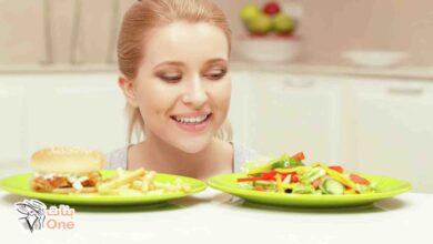 طريقة انقاص الوزن من غير رجيم
