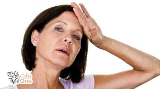 أعراض انقطاع الطمث التي تظهر على الجسم