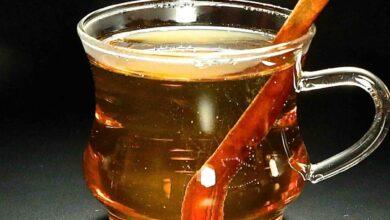 كيفية عمل مشروب القرفة
