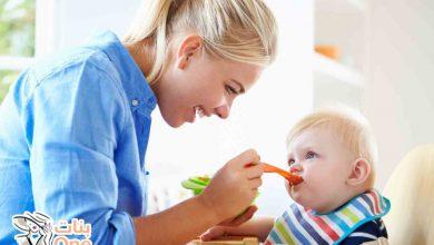 طريقة فطام الطفل الرضيع