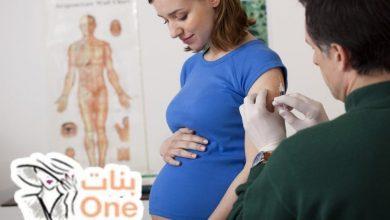 فوائد وموعد حقنة الرئة للحامل