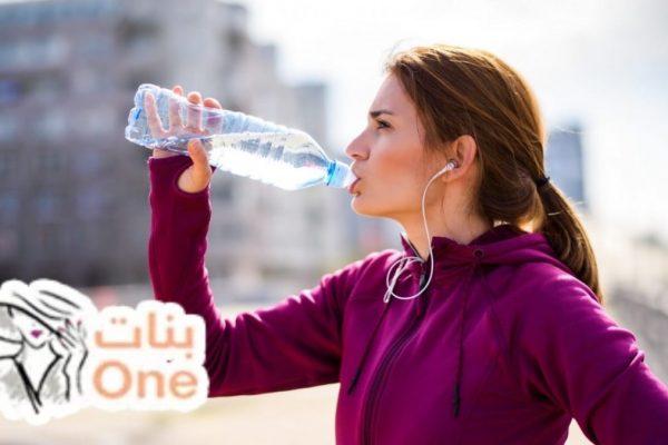 أضرار شرب الماء بكثرة