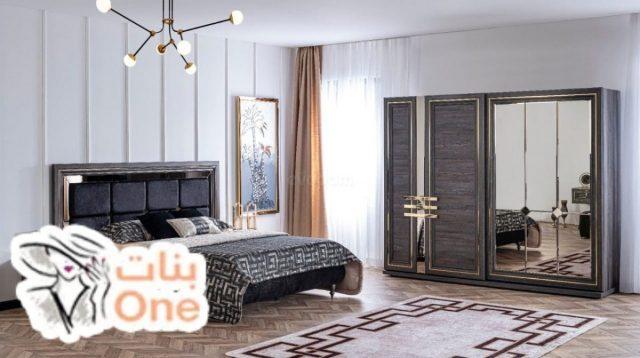 غرف نوم خشب زان مصري كاملة 2021