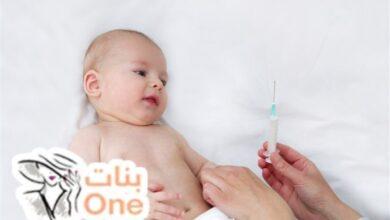 أعراض التطعيم ضد شلل الأطفال