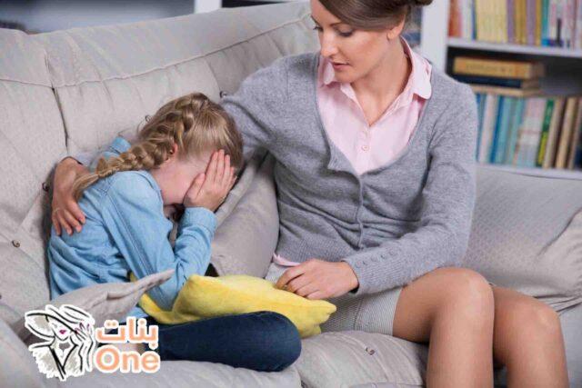 تأثير ضرب الأطفال الصغار