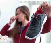 كيفية التخلص من روائح الأحذية الكريهة