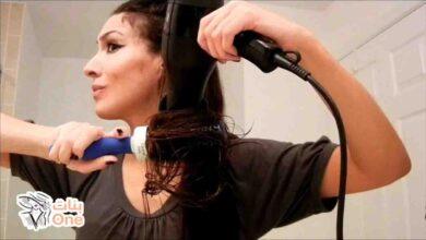 ما هي أضرار السشوار على الشعر