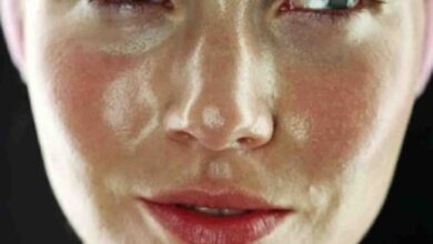 كيفية التخلص من زيوت الوجه