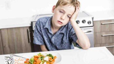 أسباب فقدان الوزن للاطفال