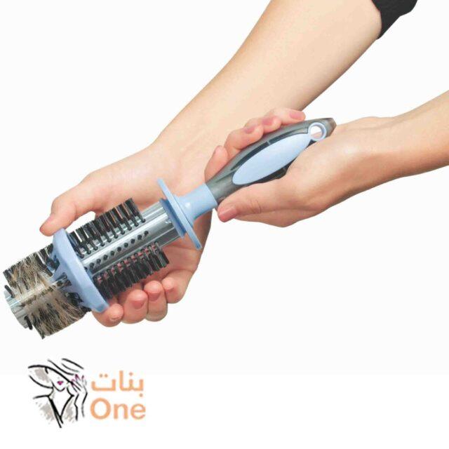 كيفية تنظيف فرشاة الشعر
