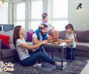 أفكار لتسلية الأطفال في المنزل