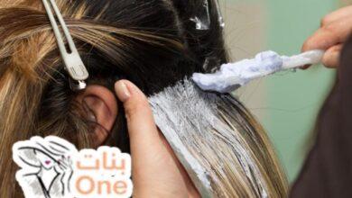 كيفية تحضير صبغة الشعر في المنزل