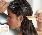 طريقة ترطيب الشعر الجاف والمتقصف