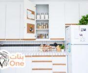 أفكار لتنظيم المطبخ الصغير