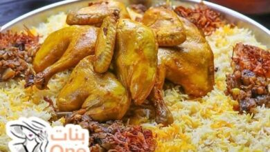 طريقة طبخ مضغوط الدجاج